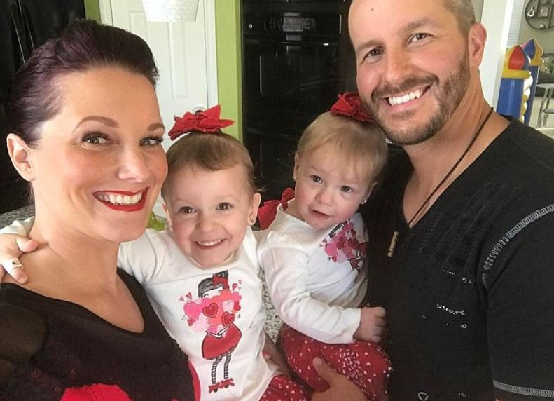 Christopher Watts, Shannan, Bella and Celeste Watts 6