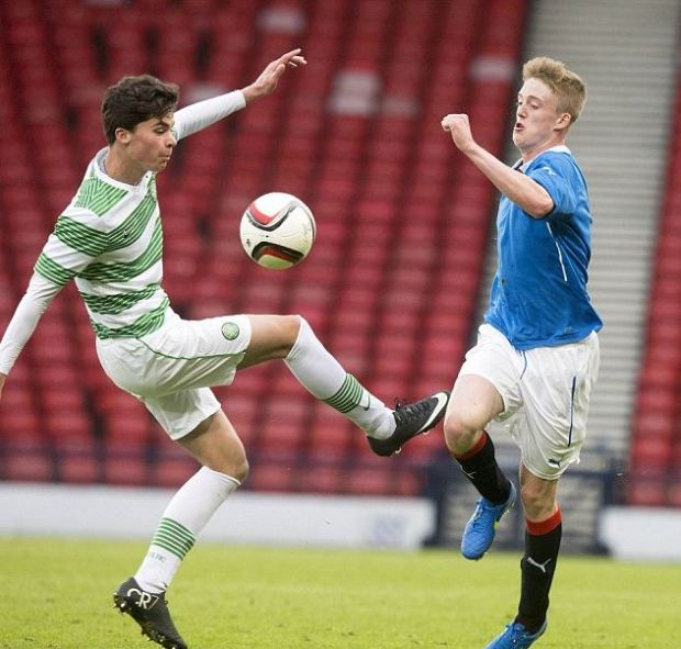 Ciaran McKenna playing for Glasgow Celtic FC 3.JPG