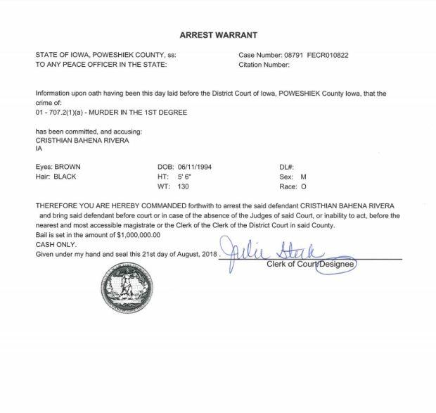 Cristhian Bahena Rivera's indictment.JPG