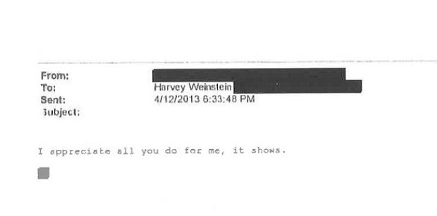 Harvey Weinstein's communication with alleged rape victim 2.jpg