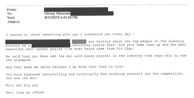 Harvey Weinstein's communication with alleged rape victim 5.jpg