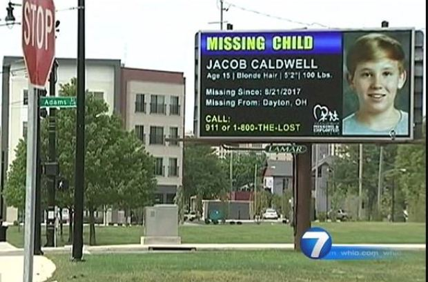 Jacob Caldwell billboard 1