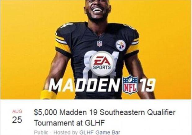Madden NFL online gaming tournament 1.JPG