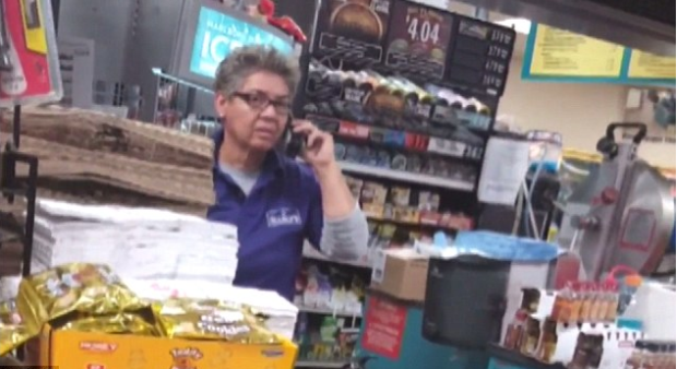 New Orleans store clerk calls 911 to kick Black student out of the store.png