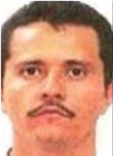 Former Mexxican cop turned hired killer, 'El Mencho' Cervantes, named as the world's most 'dangerous and powerful cartel boss' surpassing El Chapo