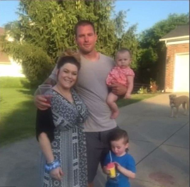 Robert and Candice Caldwell, with their children 2.JPG