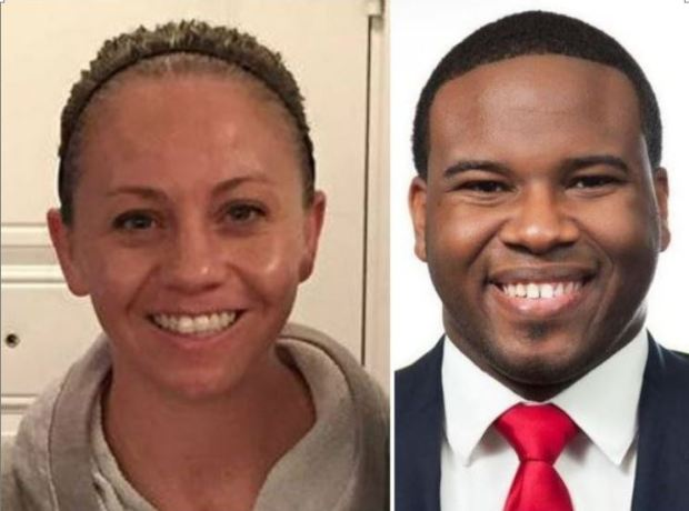 Amber Guyger and Botham Jean 4