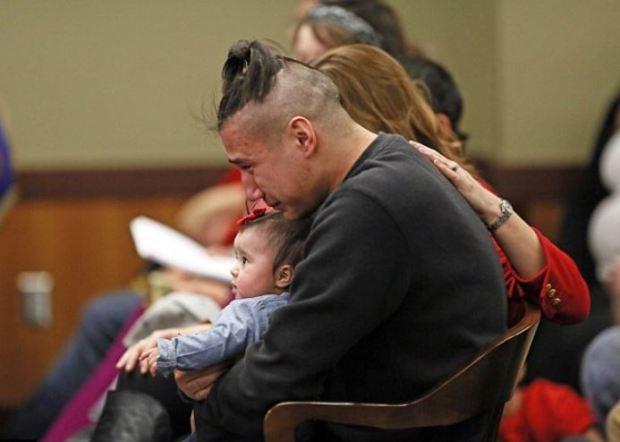 Ashton Matheny and his daughter, Haisley Jo  he shared with Savannah Greywind 1.JPG