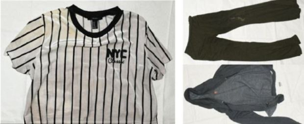 Irene Yemitan was wearing these clothes when she was killed