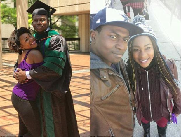Jennifer Olajire-Aro and her husband 4