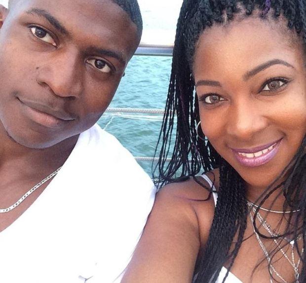 Jennifer Olajire-Aro and her husband 5