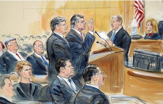 Paul Maanfort pleads guilty 1