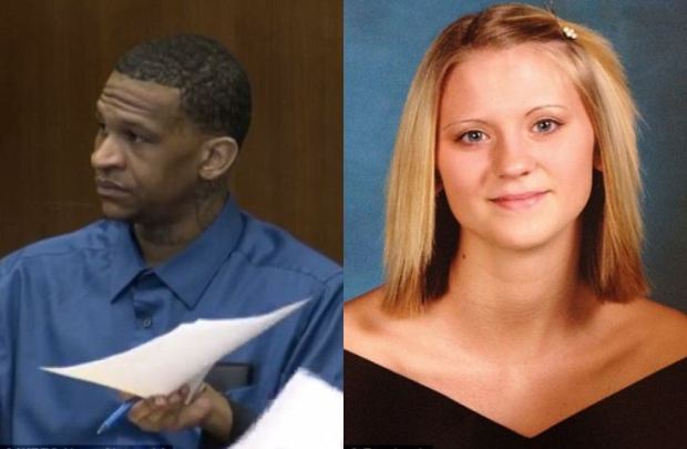 Quinton Tellis, [left] and Jessica Chambers [right] 1