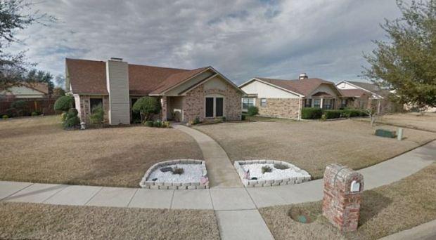 Rebecca Anderson's home 1