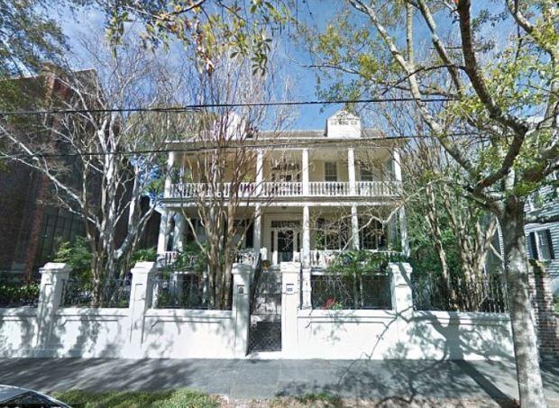 Thomas Ravenel's home