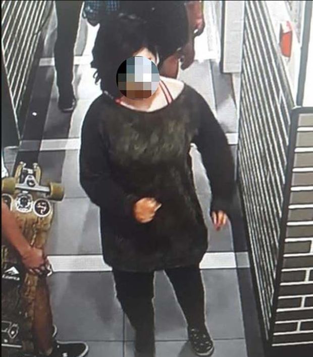 12-year-old cannibal caught on CCTV 1