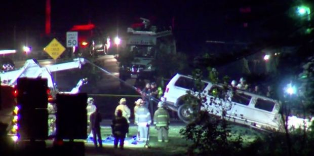Limo crash in upstate NY 5.JPG