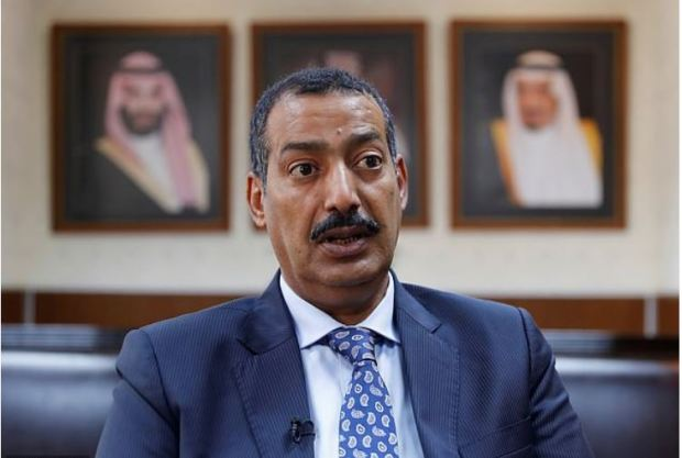 Mohammad al-Otaibi, the Saudi Consul in Istanbul, Turkey.JPG