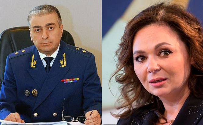 Saak Karapetyan [left] was closely tied to lawyer Natalia Veselnitskaya [right] 1.JPG