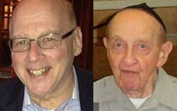 Daniel Stein, [left], Melvin Wax 2.JPG