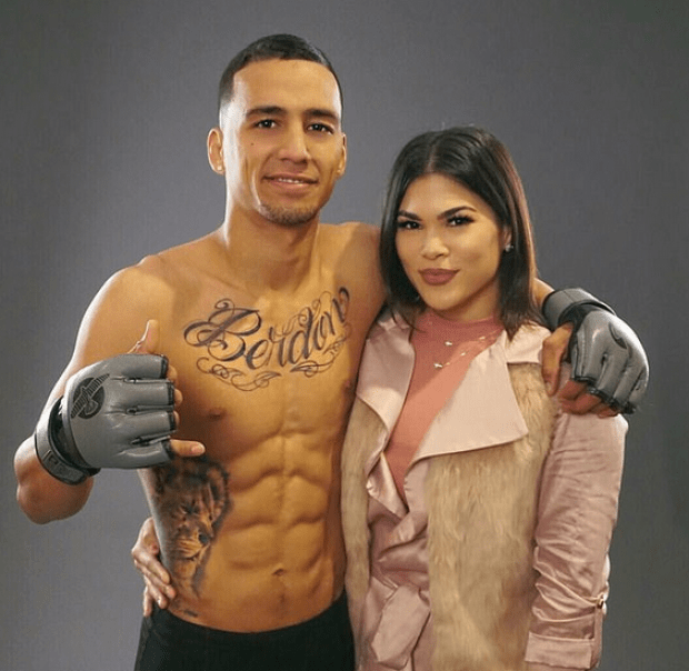 Rachael Ostovich [right], with her husband, Arnold Berdon 3.png
