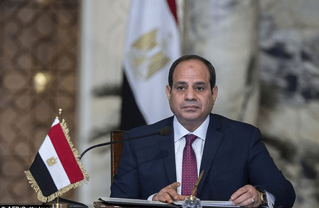 'If you go to another country, you must abide by its culture. If not, don't go': Egypt's president slams no-abiding migrants
