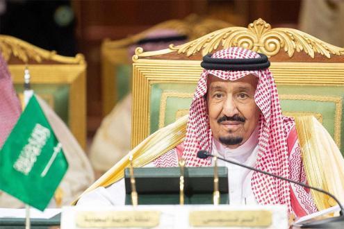 King Salman 2