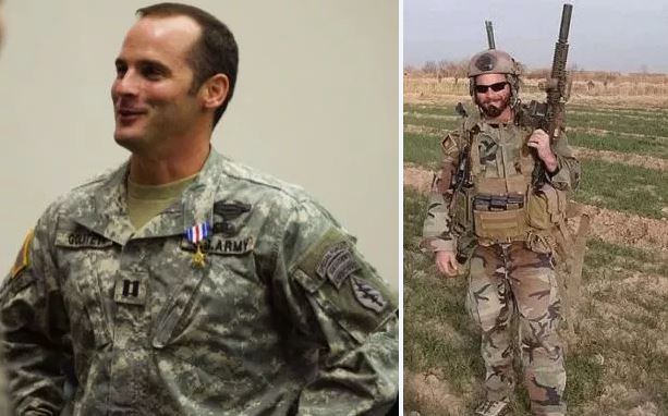 Decorated Green Beret major is charged with tracking, murdering, Afghan bomb maker he suspected was responsible for the deaths of two Marines in his command - after his release from service