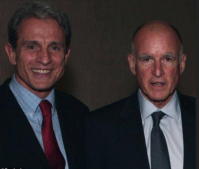 Edward Buck and Gov Jerry Brown 1