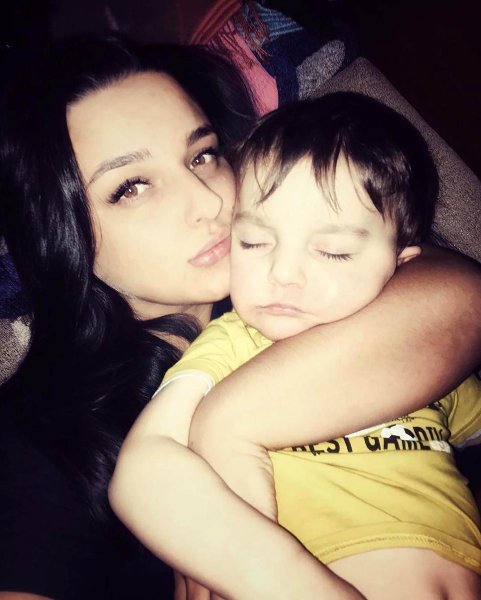 Elena Karimova is said to have murdered her two kids 1