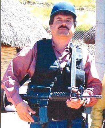 Joaquín 'El Chapo' Guzmán 2