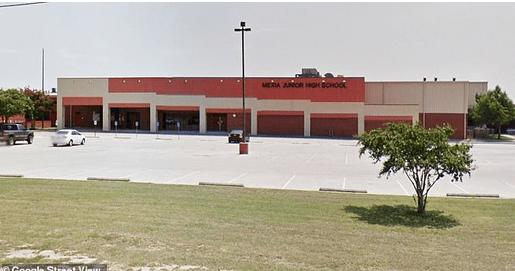 Mexia Junior High, Texas