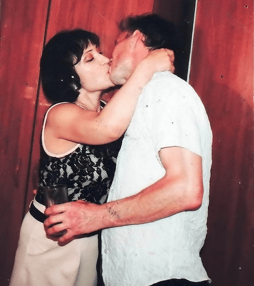 Dmitry Baksheev and his wife Natalia Baksheeva 3