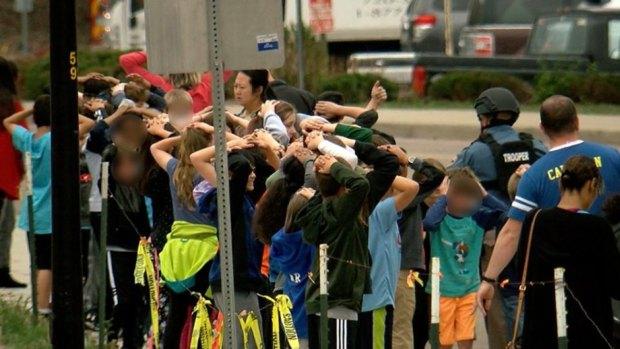 Denver area school shooting 2