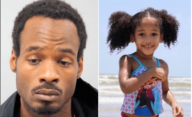 Derion Vence [left] and his step-daughter Maleah Davis 1