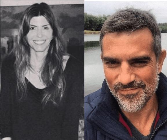 Jennifer Dulos and Fotis Dulos 1