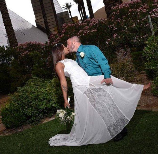 Bradley Jenkins and Allissa Martin wedding 5