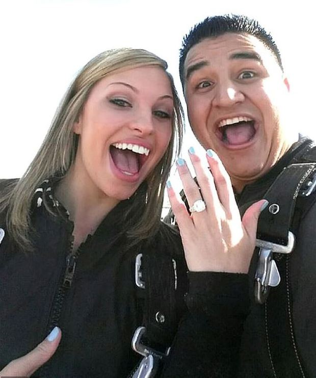 Brittany and Daniel Zamora 1