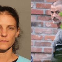 Real estate developer Fortis Dulos, girlfriend arrested as police launch huge search of his second multi-million dollar home in Connecticut withK9 dogs searching for his STILL missing estranged wife, Jennifer Dulos
