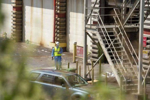 Hartford trash-to-energy plant 2