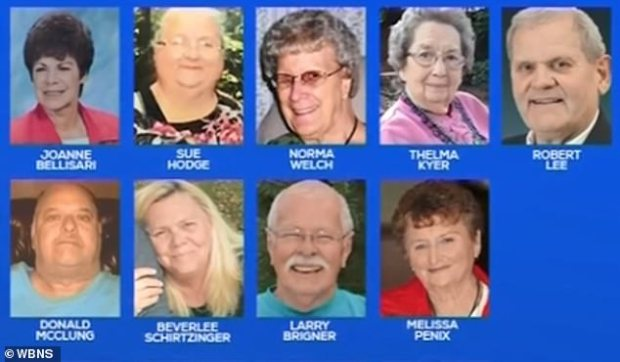Patients killed by William Husel 2