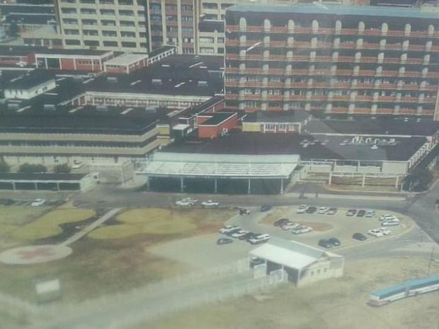 Pelonomi Tertiary Hospital, SA 1
