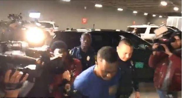Andre McDonald arrest 5