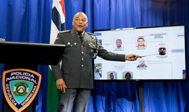 Col. Frank Felix Duran Mejia 1