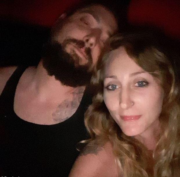 Erica Cole shot her husband Nicholas Cole (left) 2