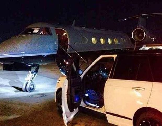 Joaquin El chapo Guzman's fleet of planes and luxury autos 1