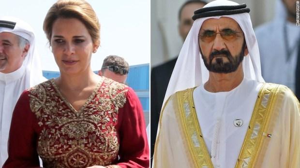 Princess Haya Bint al-Hussein and Sheikh Mohammed Bin Rashid al-Maktoum 5