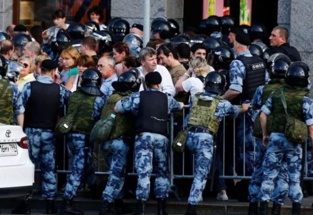 Protests against Putin rule in Moscow 2.JPG