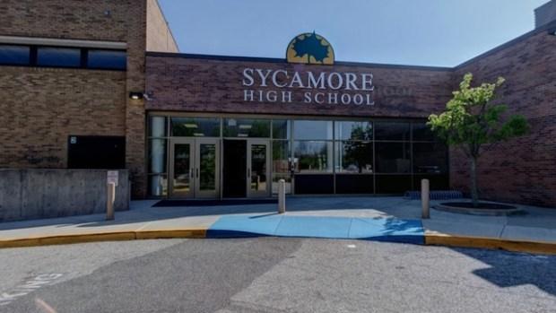 Sycamore High School in Cincinnati 1