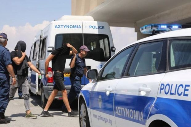 Two of the 12 Israeli youtn detained for gang rape in Cyprus 3